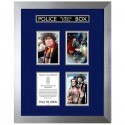 Fourth Doctor 50th Anniversary Deluxe Framed Print