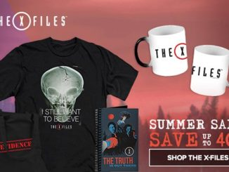 Fox Shop The X Files Summer Sale