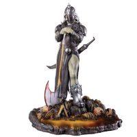 Frank Frazetta's Death Dealer 3 Statue