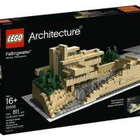 Frank Lloyd Wright LEGO Architecture Fallingwater 21005