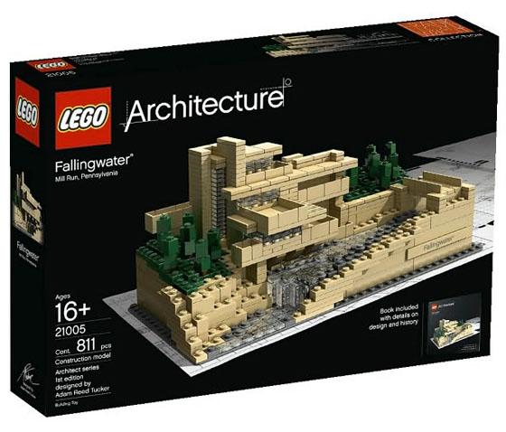 Lego architecture fallingwater - Lego architecture maison blanche ...