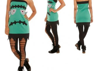 Frankenstein Tube Dress