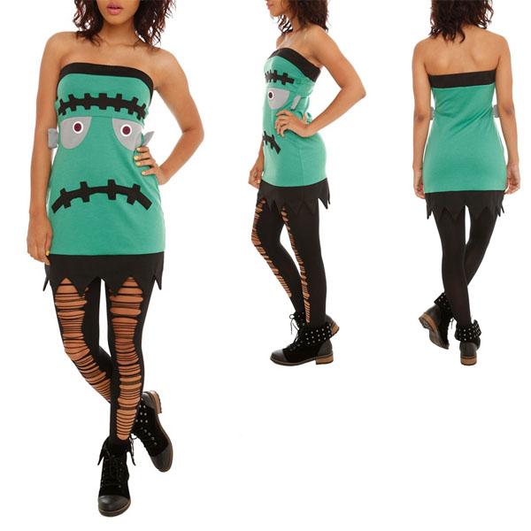 Frankenstein Tube Dress