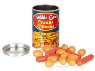 Franks & Beans Bubble Gum