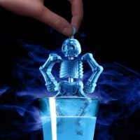 Fred Mr  Bones Skeleton Ice Tray