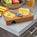 Fred and Friends Nibble Cheese Board