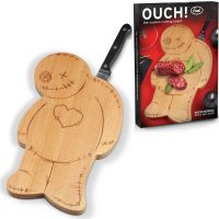 Fred and Friends Ouch Cutting Board