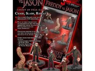 Freddy vs Jason Game