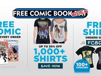 Free Comic Book Week
