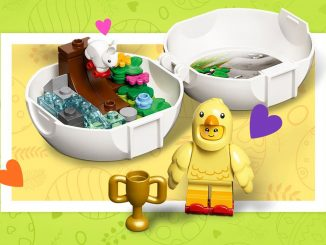 Free Exclusive LEGO Chicken Skater Pod Offer