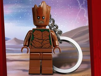 Free Groot Keychain