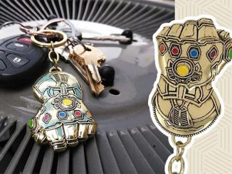 Free Infinity Gauntlet Keychain Deal