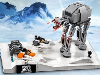 Free LEGO Battle of Hoth Offer
