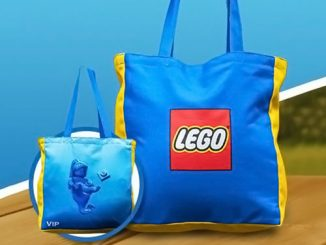Free LEGO VIP Reversible Canvas Bag