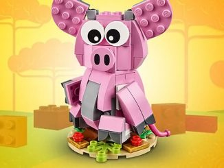 Free LEGO Year Of The Pig Set Offer