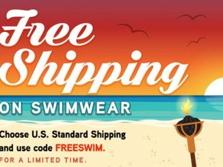 Free Shipping on Swimwear ThinkGeek Promo Code