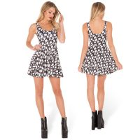 Free Spirit Scoop Skater Dress