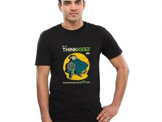 Free ThinkGeek 19th Anniversary Tee Offer