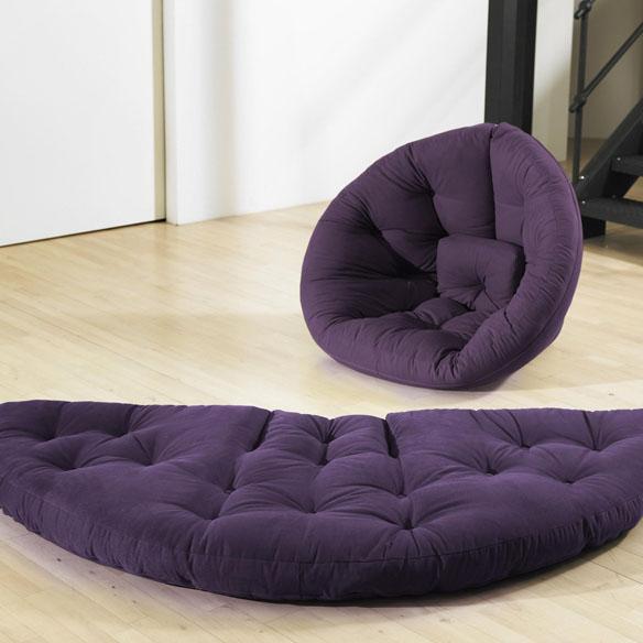fresh futon nido. Black Bedroom Furniture Sets. Home Design Ideas