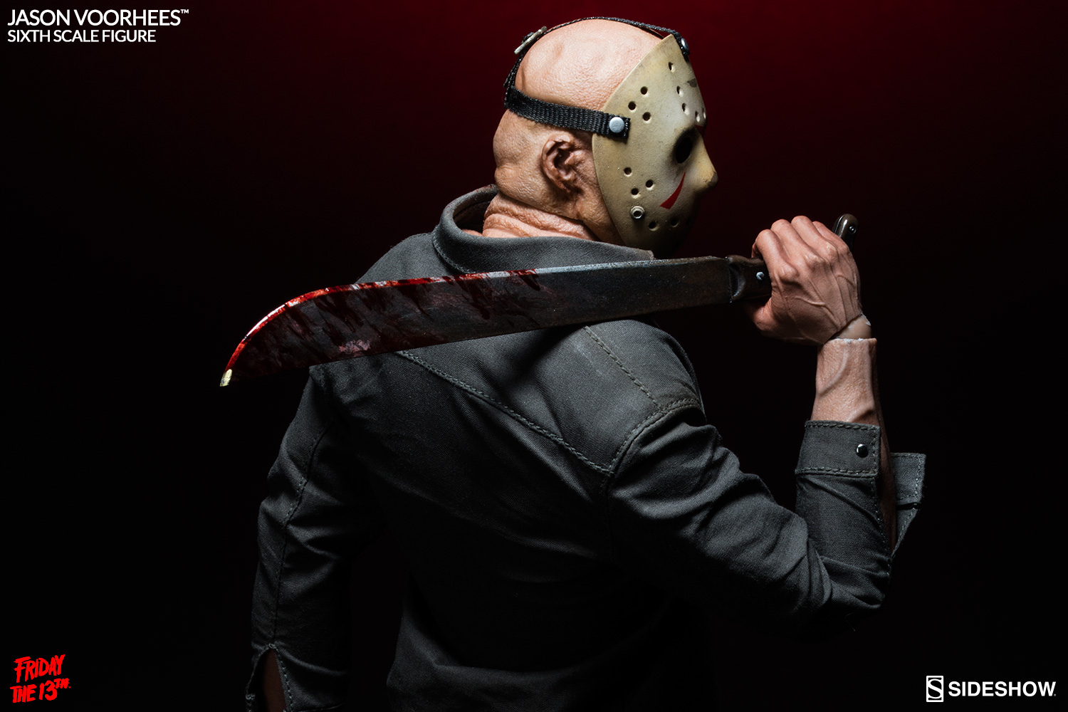 friday the 13th jason voorhees sixthscale figure