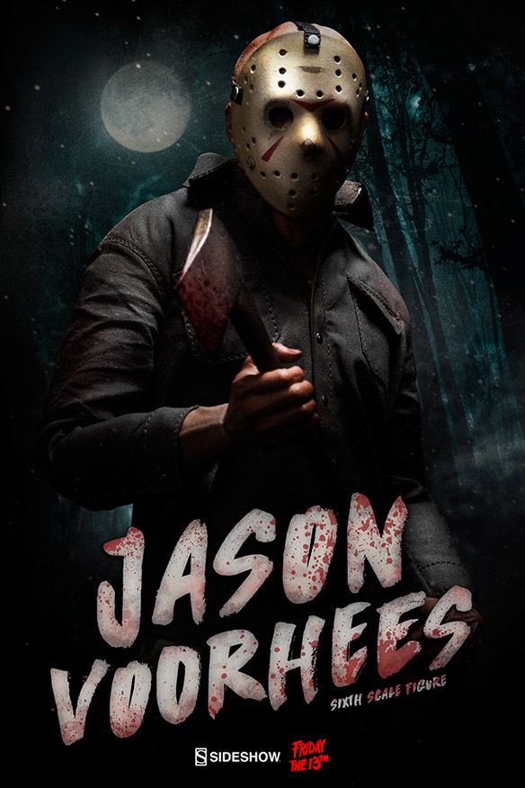Friday the 13th Jason Voorhees Sixth-Scale Figure