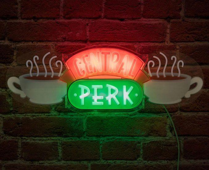 Friends Central Perk Neon Light