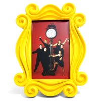 Friends Monicas Yellow Peephole Photo Frame