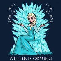 Frozen Winter Is Coming T-Shirt