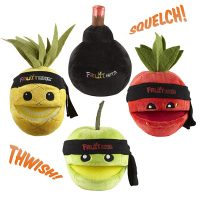 Fruit Ninja Plush