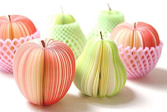 Fruit Post-It Notes
