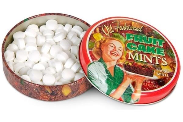 Fruitcake Mints