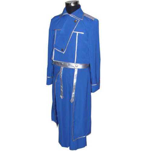 Fullmetal Alchemist Cosplay Costume - Roy Mustang
