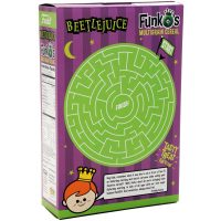 FunkO Beetlejuice Cereal Box