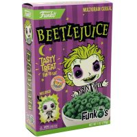 FunkO's Beetlejuice Cereal Box