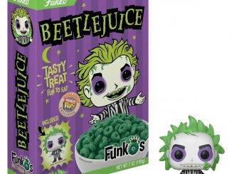 FunkO's Beetlejuice Cereal With Pocket Pop