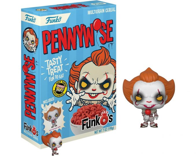 FunkO's Pennywise Cereal with Pocket Pop!