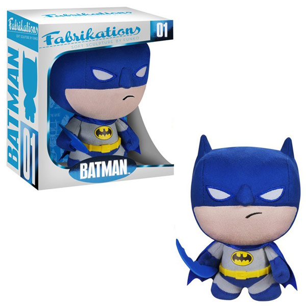 Funko Batman Fabrikations Plush