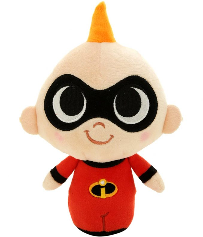 Funko Disney Pixar SuperCute Plushies Incredibles 2 Jack-Jack Collectible Plush