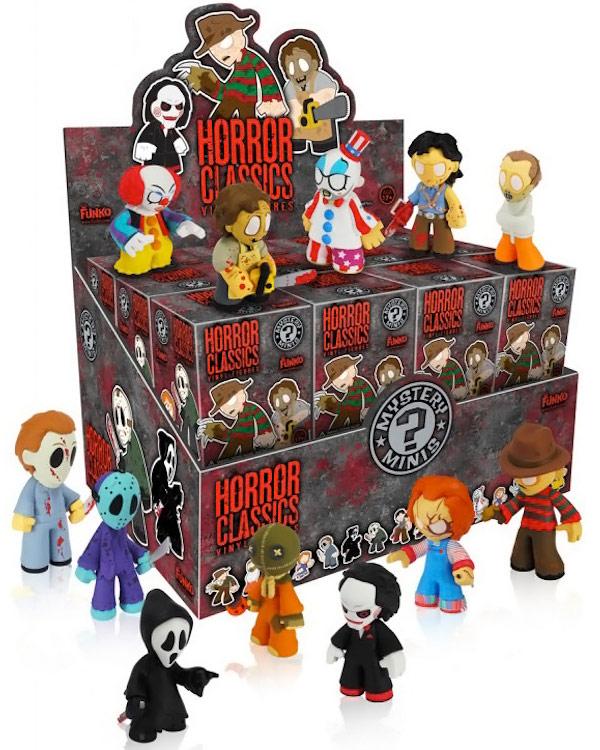 Funko Horror Classics Mystery Minis