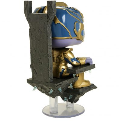 Funko Marvel Studios First 10 Years Thanos Throne