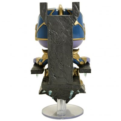 Funko Marvel Studios Thanos Throne Pop Vinyl Figure