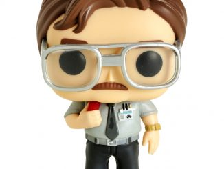 Funko Office Space Milton Figure