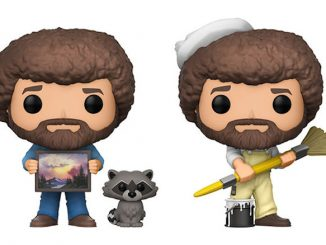 Funko POP! Bob Ross Vinyl Figures Series 2