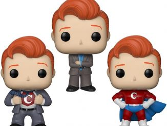Funko POP! Conan O'Brien Vinyl Figures