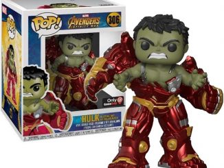 Funko POP! Hulk Busting Out of Hulkbuster