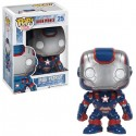 Funko POP Marvel Iron Man Movie 3 Iron Patriot Action Figure