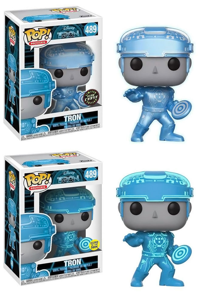 Funko POP Movies Tron Vinyl Figures