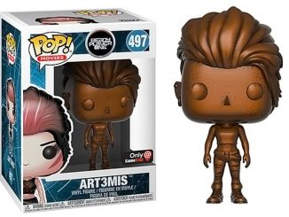 Funko POP! Ready Player One Copper Art3mis
