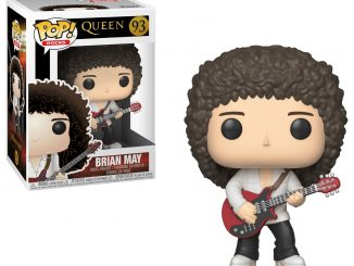 Funko POP! Rocks Queen Brian May Figure