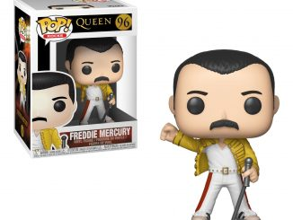 Funko POP! Rocks Queen Freddie Mercury Figure